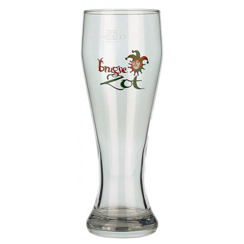 Brugse Zot Glass (Pint)