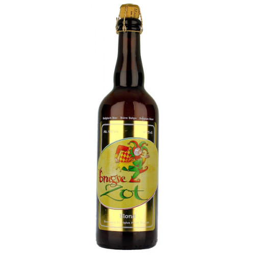 Brugse Zot Blonde 750ml