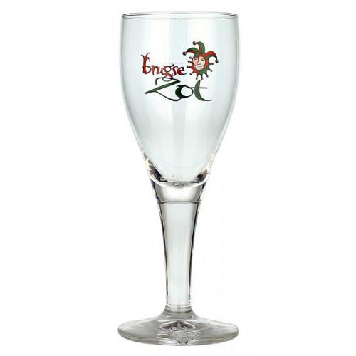 Brugse Zot Goblet Glass