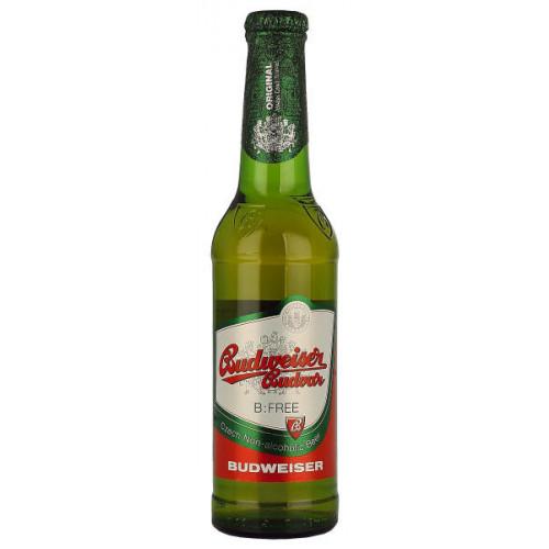 Budweiser Budvar Alcohol Free