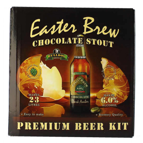 Bulldog Easter Brew Chocolate Stout Kit