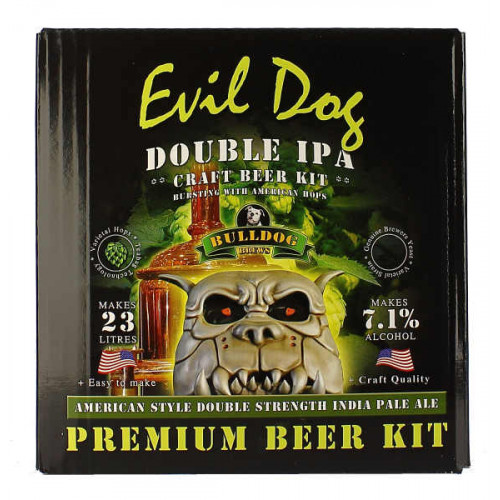 Bulldog Evil Dog Double IPA