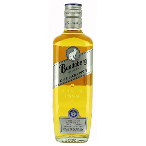 Bundaberg Distillers No3 Rum