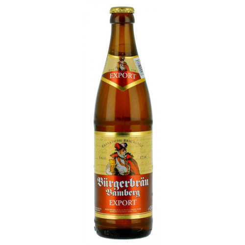 Burgerbrau Bamberg Export