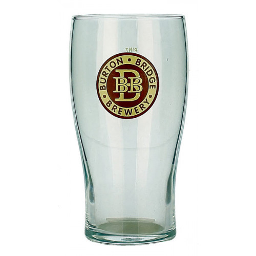 Burton Bridge Glass (Pint)