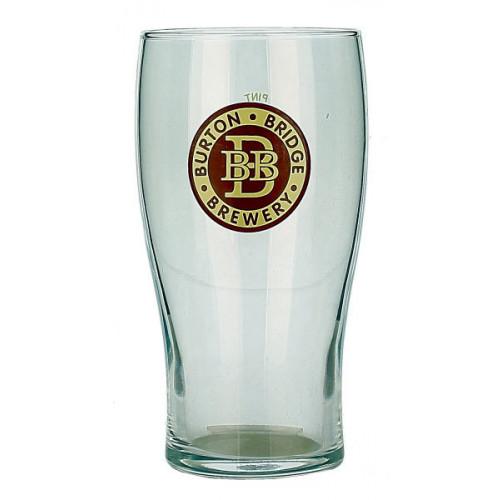 Burton Bridge Glass (Pint)