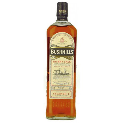 Bushmills The Steamship Collection Sherry Cask Reseve
