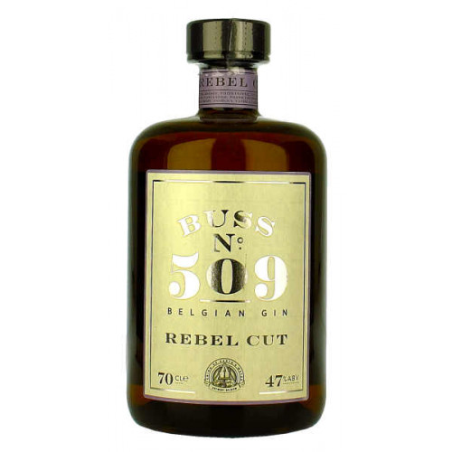 Buss No509 Rebel Cut