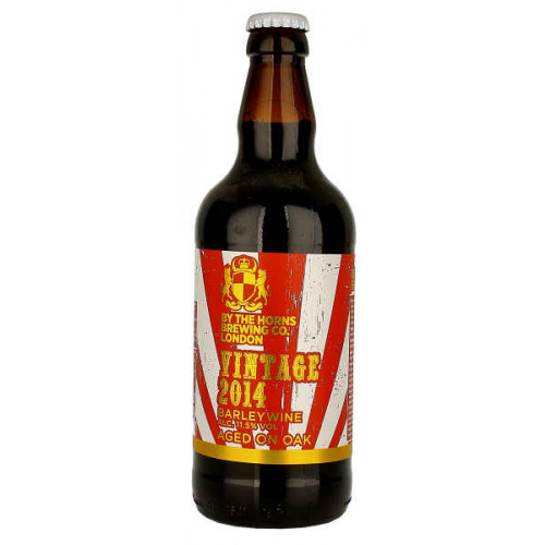 By the Horns Vintage 2014 Barley Wine