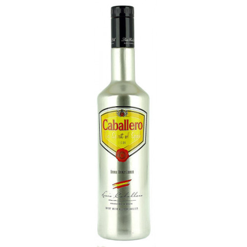 Caballero Orange Brandy Liqueur