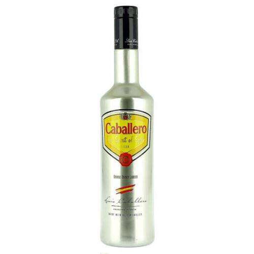 Caballero Orange Brandy Liqueur