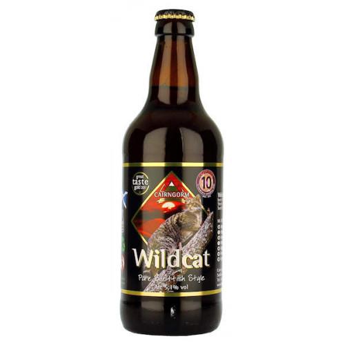 Cairngorm Wild Cat Ale (B/B Date 28/09/19)