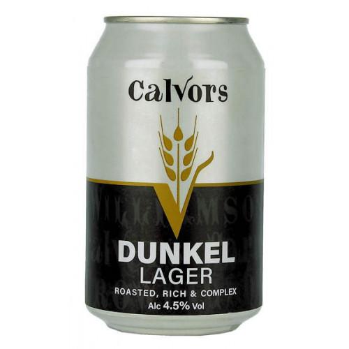 Calvors Dunkel Lager