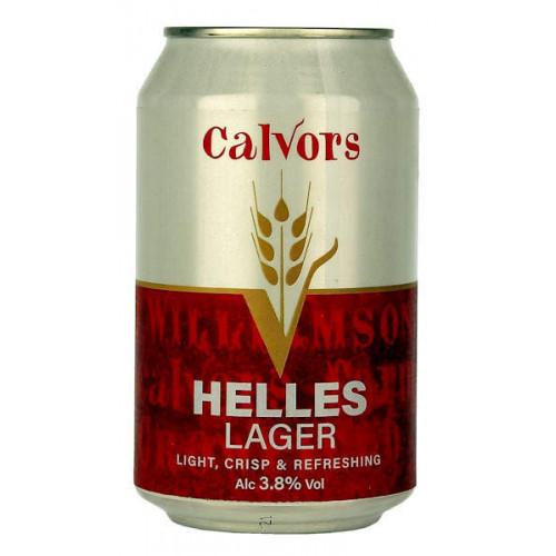 Calvors Helles Lager
