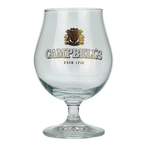Campbells Tulip Glass