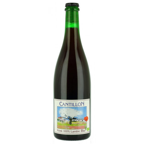 Cantillon Kriek-lambic 750ml