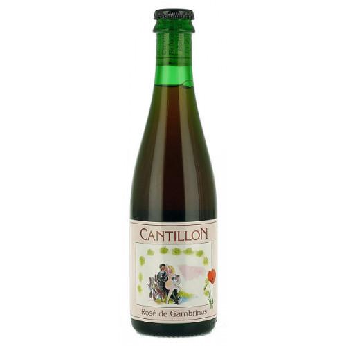 Cantillon Rose De Gambrinus 375ml