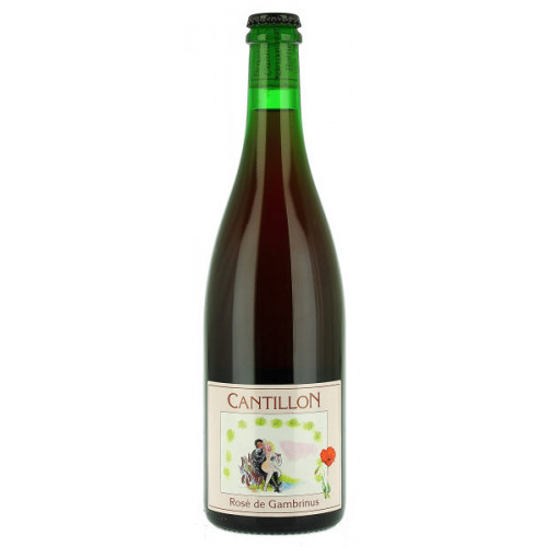 Cantillon Rose De Gambrinus 750ml