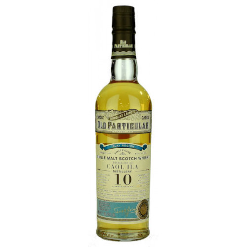 Caol Ila 10 Year Old 2009 Old Particular (Douglas Laing)