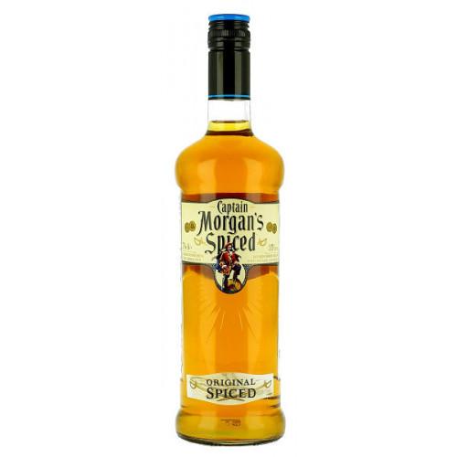 Morgans Spiced Rum