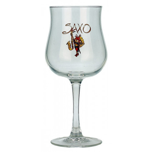 Caracole Saxo Goblet Glass