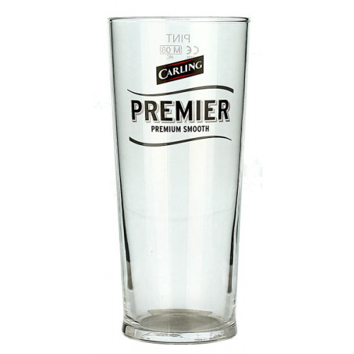 Carling Premier Glass (Pint)