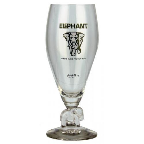 Carlsberg Elephant Goblet Glass 0.25L