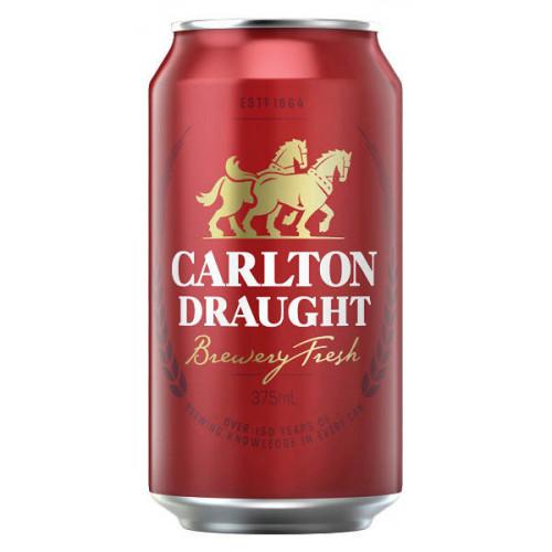 Carlton Draught Can