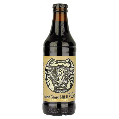 Cassels and Sons Double Cream Milk Stout 518ml