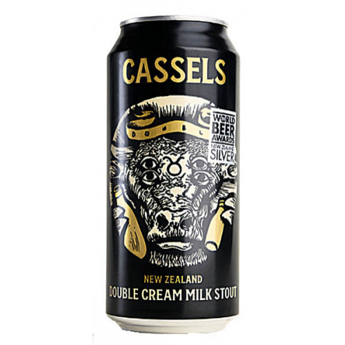 Cassels and Sons Double Cream Milk Stout Can