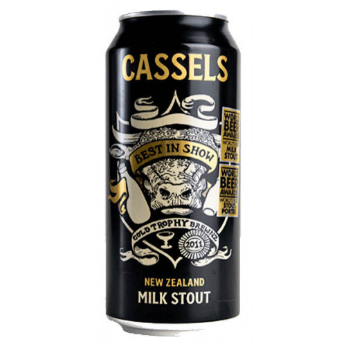 Cassels and Sons Milk Stout Can
