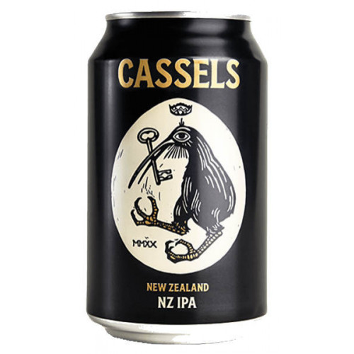 Cassels and Sons NZ IPA Can