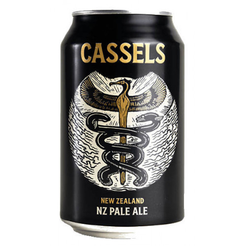 Cassels and Sons NZ Pale Ale Can