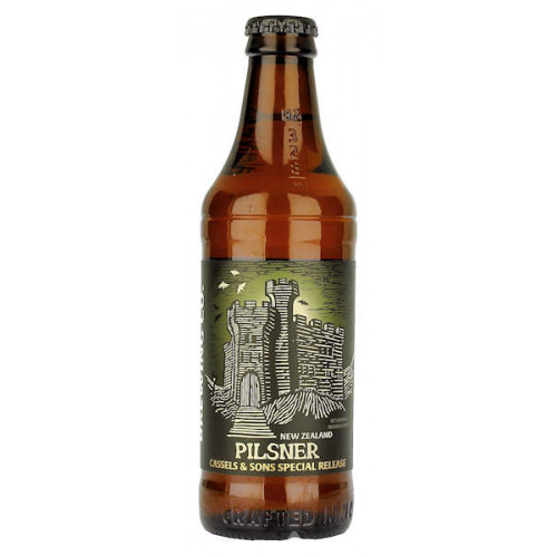 Cassels and Sons Pilsner