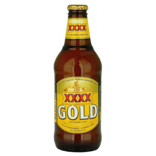 Castlemaine XXXX Gold