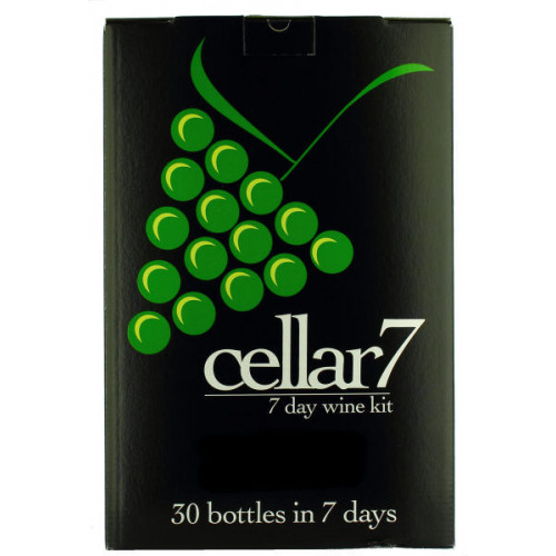Cellar 7 Italian White Wine Kit
