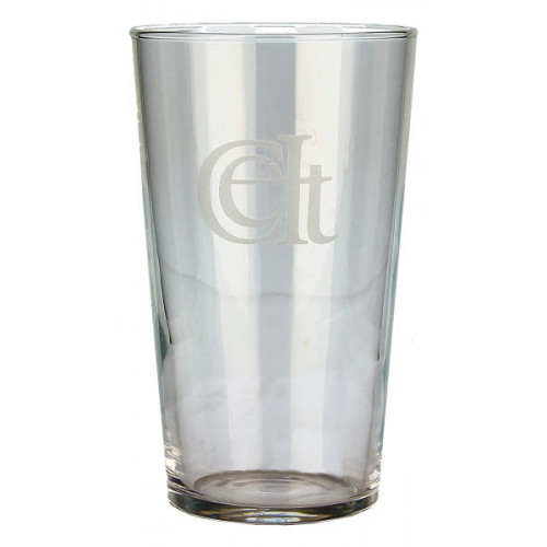 Celt Experience Pint Glass