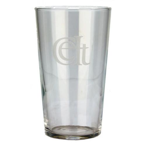 Celt Experience Pint Glass