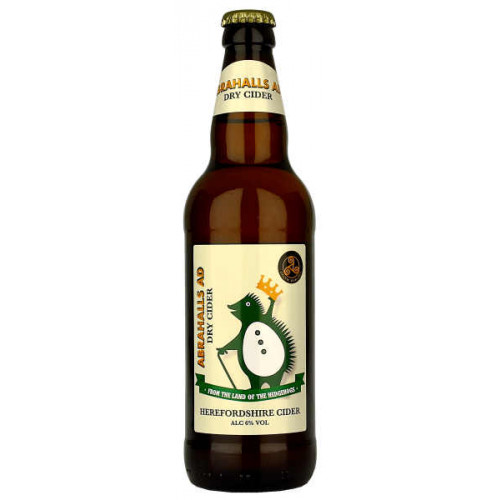 Celtic Marches Abrahalls AD Dry Cider