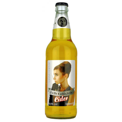 Celtic Marches Holly GoLightly Cider