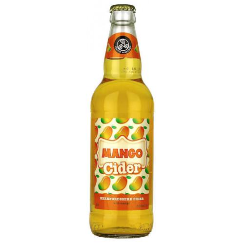 Celtic Marches Mango Cider
