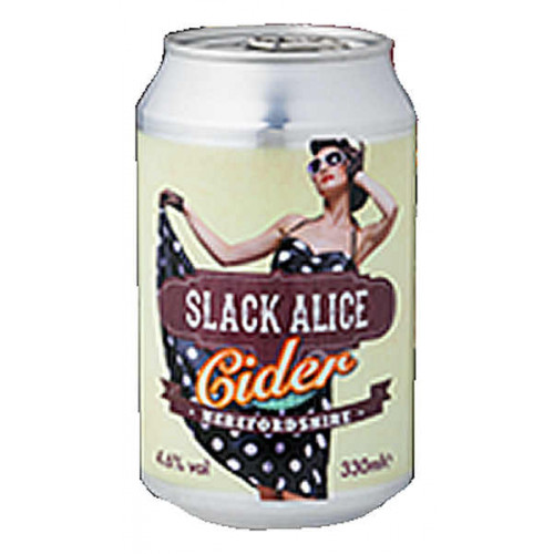 Celtic Marches Slack Alice Cider Can