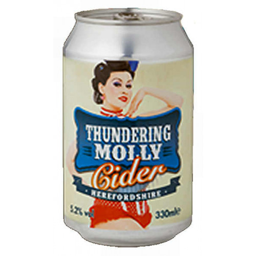 Celtic Marches Thundering Molly Cider Can