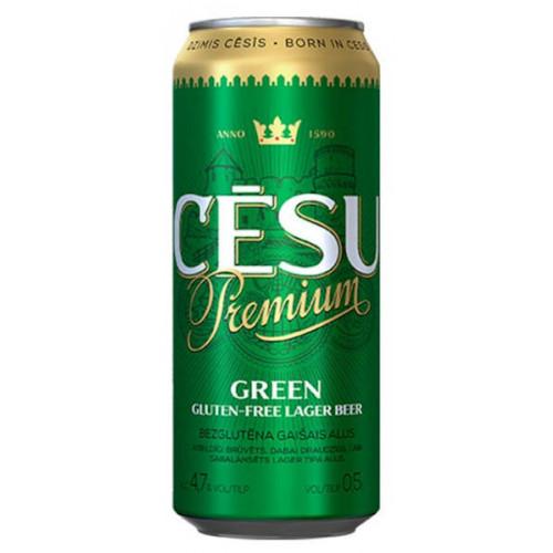 Cesu Premium Green Gluten Free Can