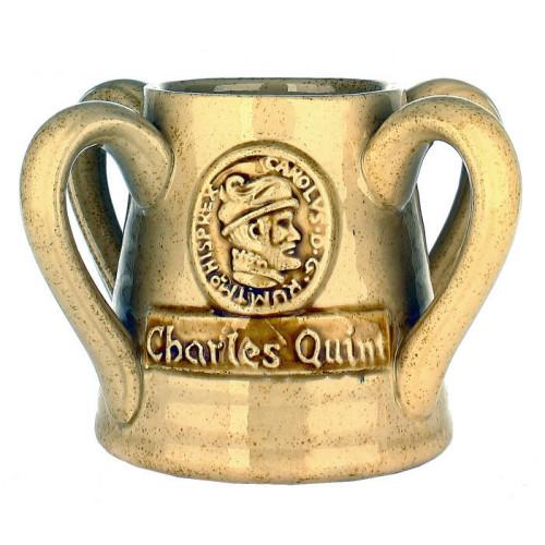 Charles Quint 4 Handled Mug