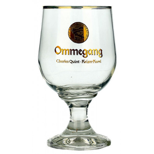 Charles Quint Ommegang Chalice Glass 0.33L