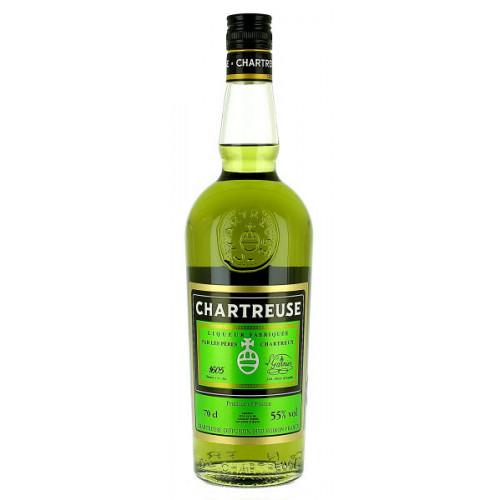 Chartreuse Liqueur Green