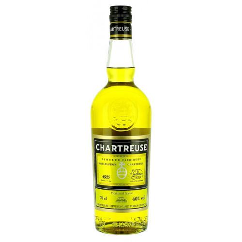 Chartreuse Liqueur Yellow
