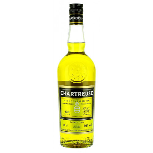 Chartreuse Liqueur Yellow