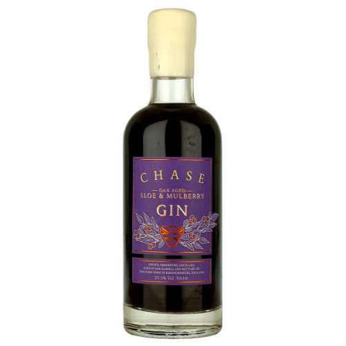 Chase Oak Aged Sloe and Mulberry Gin